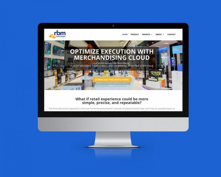 RBM Technologies Website Design & WordPress Development
