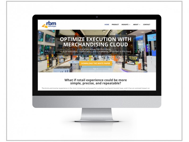 RBM Technologies Website Design & WordPress Development